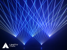 Load image into Gallery viewer, Unity ELITE 2 ILDA full-colour RGB laser beams_4