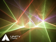 Load image into Gallery viewer, Unity ELITE 3 ILDA full-colour RGB laser beams_4