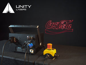 Unity ELITE 5 ILDA full-colour RGB laser graphics and abstracts_2