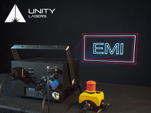 Unity ELITE 3 ILDA full-colour RGB laser graphics and abstracts_1