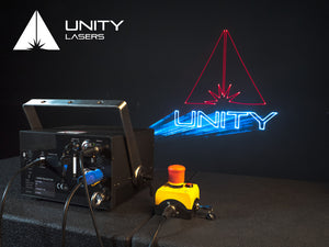 Unity ELITE 3 PRO FB4 full-colour RGB laser graphics and abstracts_2