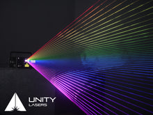 Load image into Gallery viewer, Unity RAW 3 full-colour RGB laser beams_2