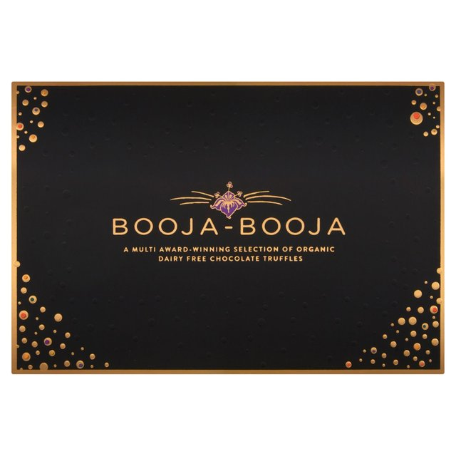 Booja Booja Award Winning Chocolate Truffle Selection Box