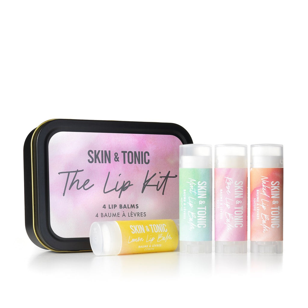 Skin & Tonic The Lip Kit