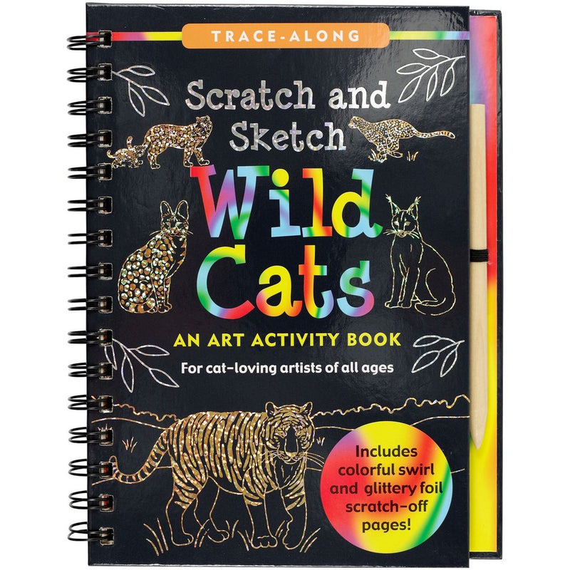 Scratch and Sketch, Wild Cats