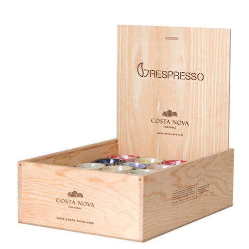 Grespresso Espreso Cup Sunset Red