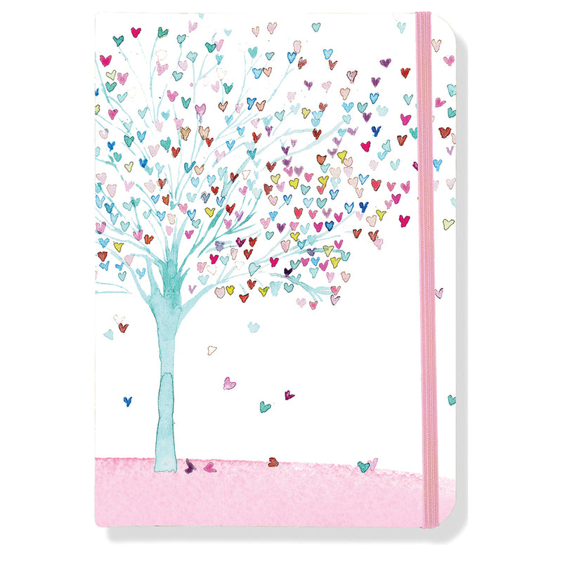 PP Tree of Hearts Journal Small