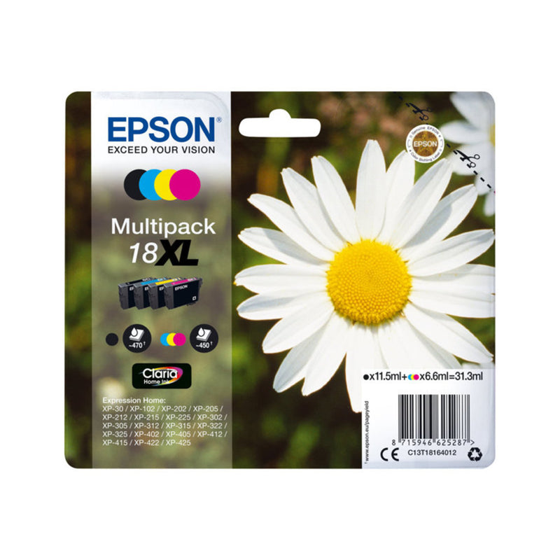 Epson18XL Multi Pack Ink - Daisy
