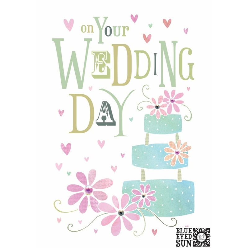 Wedding Day Card - Jangles