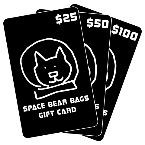 Space Bear Bags Gift Card
