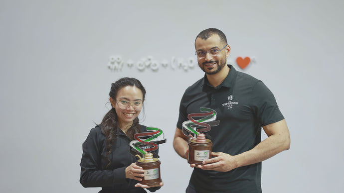 The Espresso Lab Wins UAE National Brewers Cup Championship
