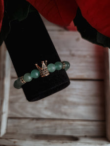 The Aventurine crown