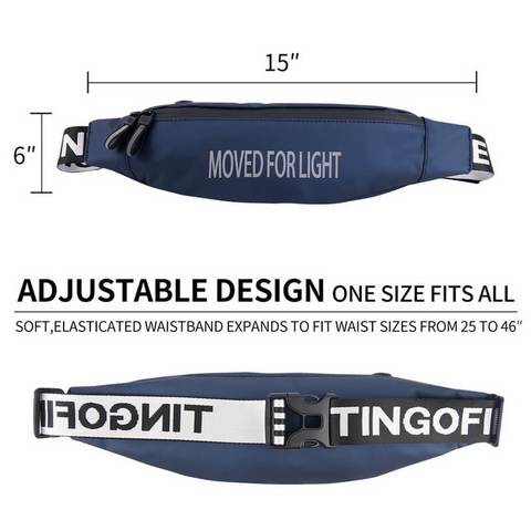 Motion™ Waterproof Sports Waist Bag