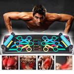 FiT BOARD™  9 -in-1 Push Up Board