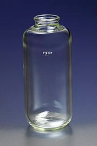 PYREX 250mL Heavy Wall Centrifuge Bottles with Pla