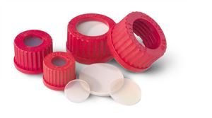 Silicone Septa for GL45 Open Top PBT Screw Cap