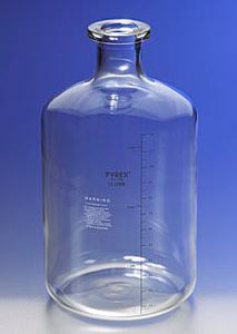 PYREX 13.25L Solution Carboy with Tooled Neck and