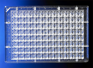 3553 95 Well COC Protein Crystallization Microplate wit