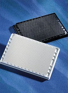 3727BC 1535 Well White Polystyrene TC-Treated Microplate,