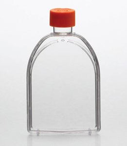 430725U 75cm U-Shaped Canted Neck Cell Culture Flask with