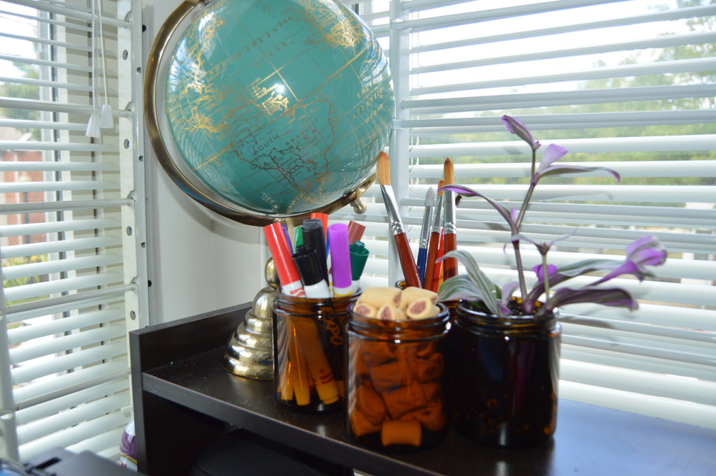 How To Repurpose Your Candle Jars