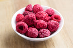 FREEZE DRIED RASPBERRY WHOLE