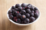 ORGANIC FREEZE DRIED WHOLE BLACKCURRANTS