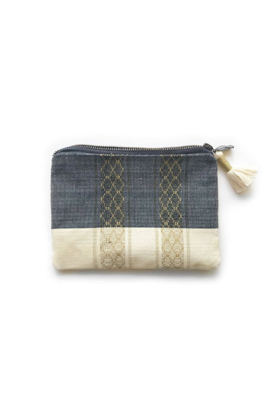 Zippered Pouch - Gray