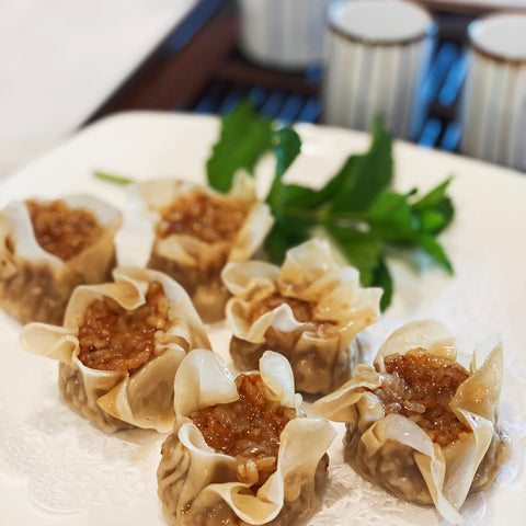 Glutinous Rice Shumai 6pc
