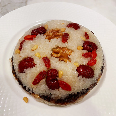 Glutinous Rice Pudding