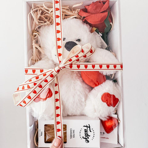Bear Hug Love Gift Box