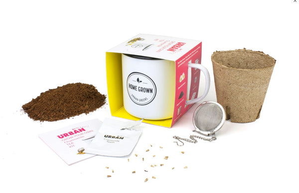 Chamomile Grow Your Own Tea Kit