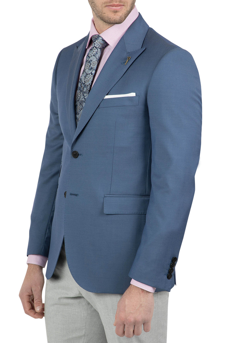 CONVOY FJI900 SUIT JACKET -Blue