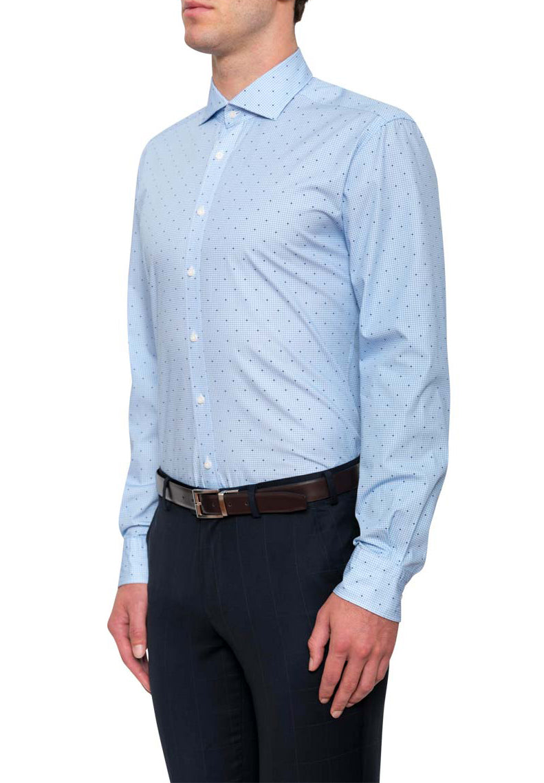 KINGSBURY FCG207 SHIRT - Blue
