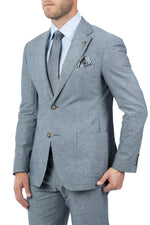 MARSHAL FJI833 SPORTS JACKET - Blue