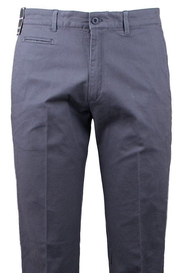 STRAUSS TROUSERS - Charcoal