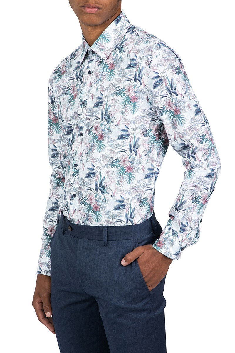 KEMBAFUI529 SHIRT - Blue