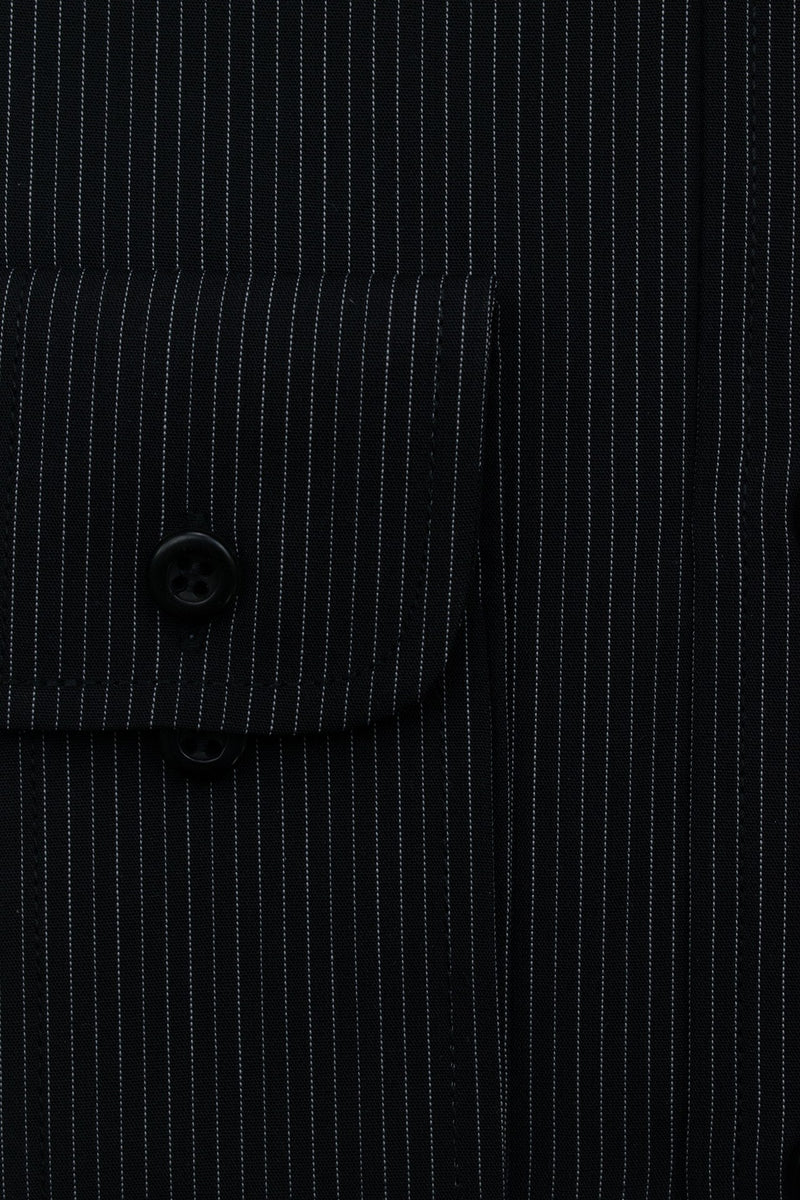 BUSINESS SHIRT - Black