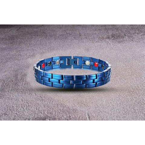 """Blue Lagoon"" Magnetic Bracelet Series"