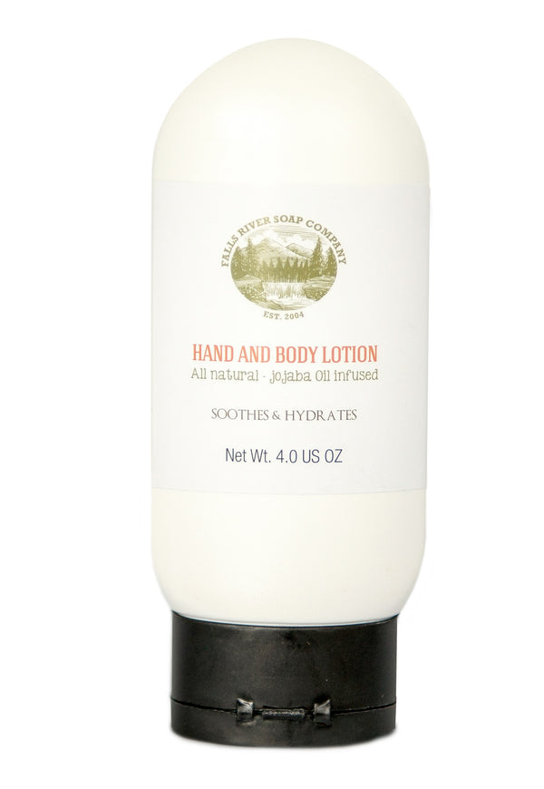 Hand and Body Lotion, All Natural Jojoba Oil , 4 fl. oz.