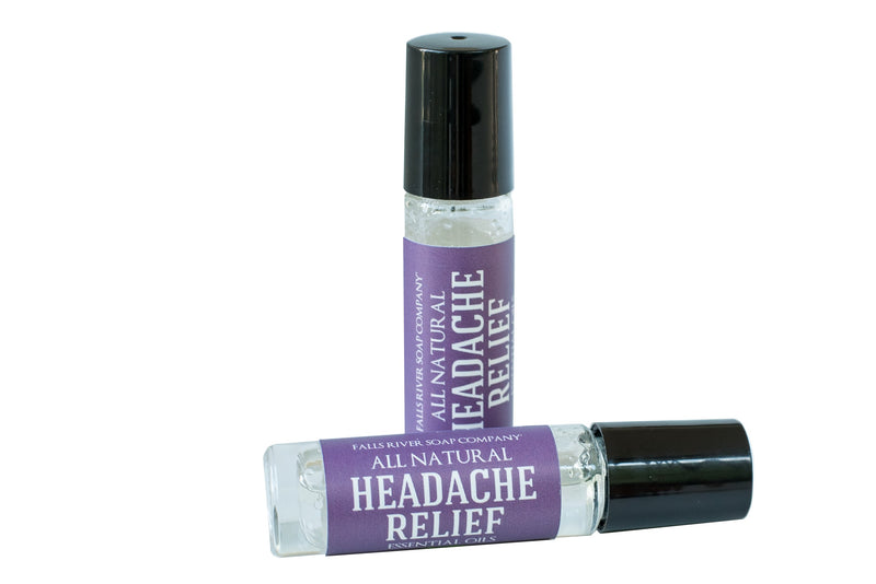 Natural Migraine Relief Roll-on 9.8ml