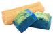 Luffa Soap Bar (4.5oz) - Love Spell - Exfoliating Soap, Handmade Glycerin soap 1