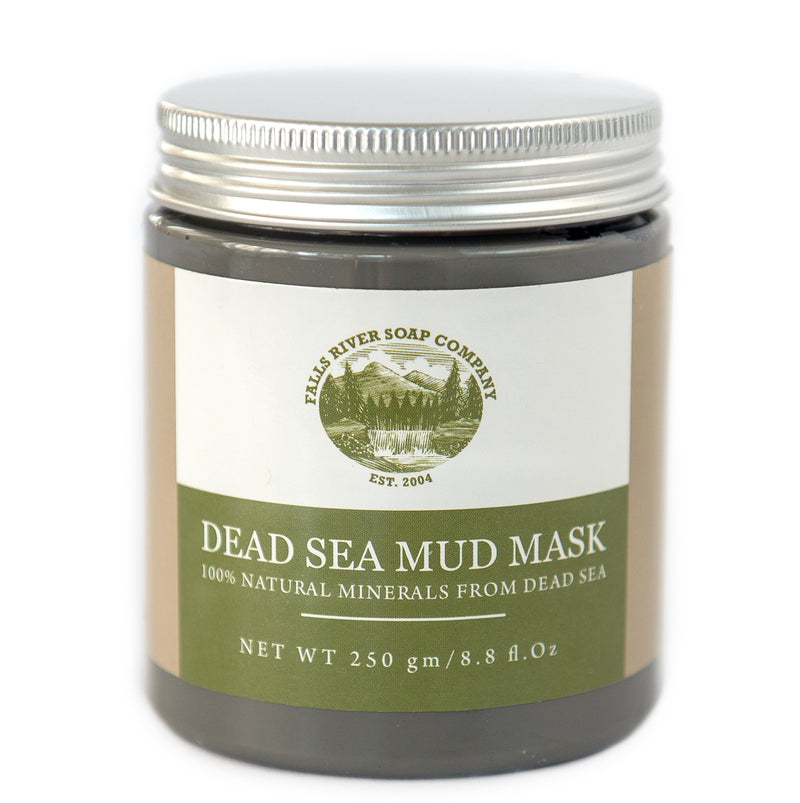 Dead Sea Mud Mask for Face, Body & Hair Treatment. 250g / 8.8 fl.oz