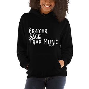Open image in slideshow, Prayer & Trap Music Hoodie