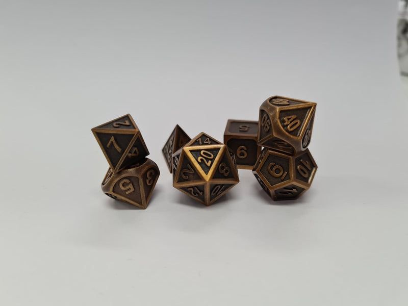 Dice Monster Metal Set 13