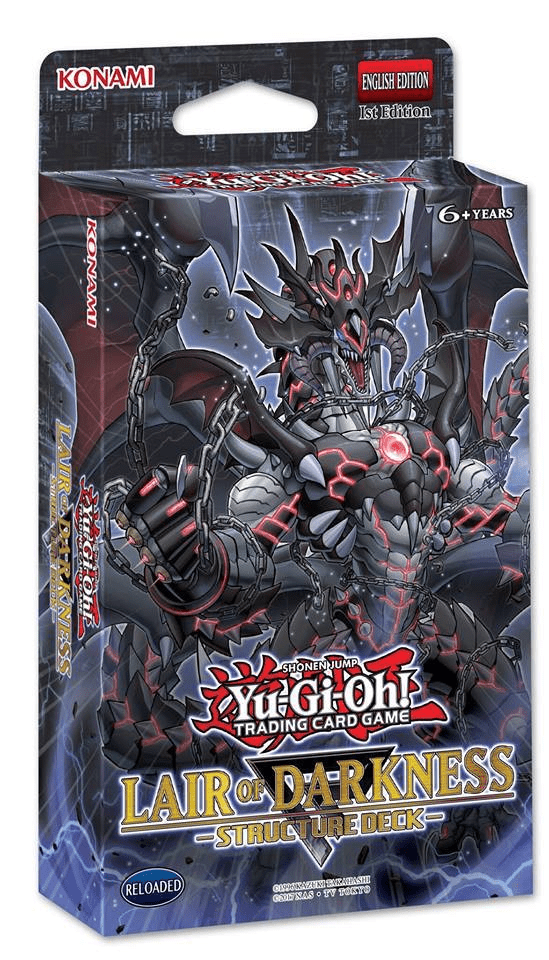 Yugioh Lair Of Darkness - Good Games