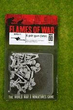 Flames Of War Br512 6 Pdr Gun (x2) (Airlanding) - Good Games