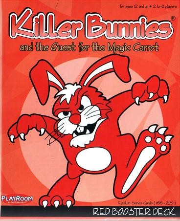 Killer Bunnies: Red