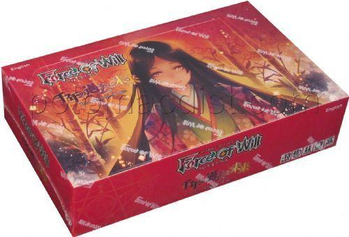 Force Of Will Booster Box G4 The Millennia Of Ages English - Good Games