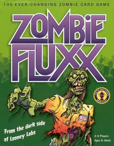 Zombie Fluxx - Good Games